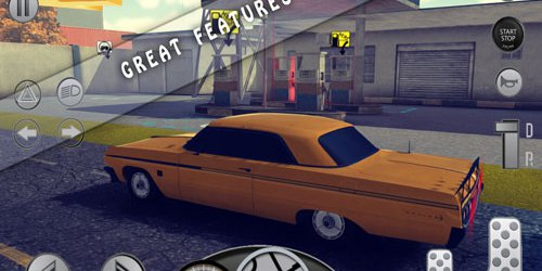 Amazing Taxi Sim 1976