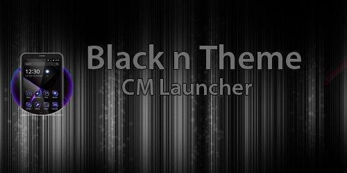 Черный n Тема