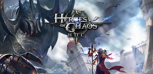 Heroes of Chaos - Герои Хаоса