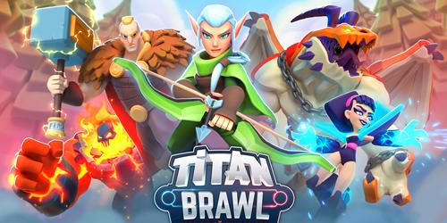 Titan Brawl: наваляй титанам