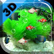 Аквариум 3D Живые Обои