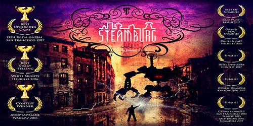 Steamburg