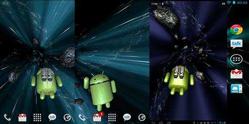Jumpgate Live Wallpaper на Андроид