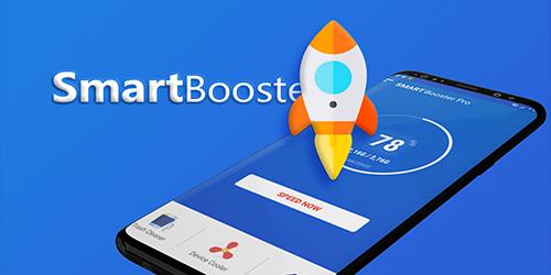 Smart Booster - Pro, No-ads для Андроид