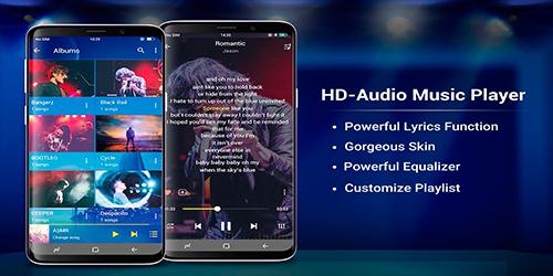 Music Player - Аудио Плеер 2019 для Андроид