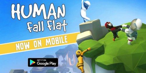 Игра Human: Fall Flat v1.0 на Андроид