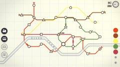 Mini Metro - Симулятор Метро на Андроид