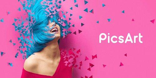 PicsArt - Видео, фото редактор и создание колледжей на Андроид
