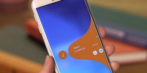 Уведомления, вызовы, контакты как на Samsung S10, S8, S9, Note 9, 10 для Андроид