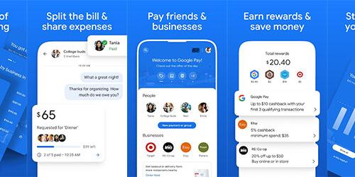 Скачать Google Pay (Расплачивайся телефоном с NFC) на Андроид