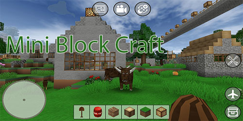 Mini Block Craft