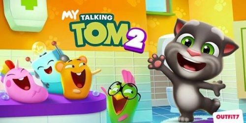 Мой Говорящий Том 2